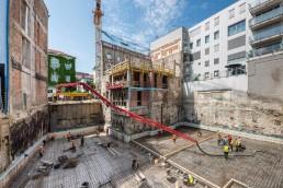 stavebné práce Zochova X