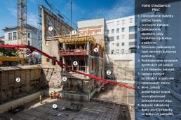 opis stavebných prác na Zochovej X