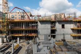 realizácia hrubej stavby