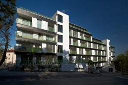 bytový dom Brečtanova, Bratislava